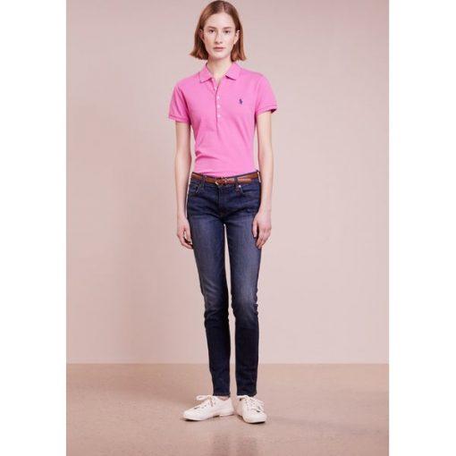 22a440270166 Polo Ralph Lauren JULIE POLO Koszulka polo pink peony - Czerwone t ...