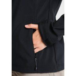 Schöffel TARIJA Kurtka Softshell black. Czarne kurtki sportowe damskie Schöffel, z materiału. W wyprzedaży za 335,20 zł.