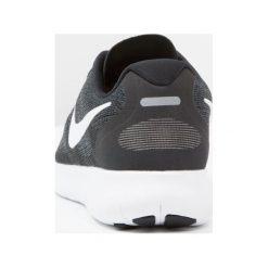 Buty sportowe chłopięce: Nike Performance FREE RUN 2 Obuwie do biegania neutralne black/white/dark grey/anthracite