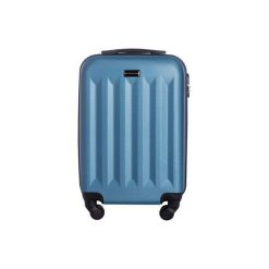 Walizka Benelux 41L niebieska (BENELUX 20 SIL/BLU). Niebieskie walizki marki VIP COLLECTION. Za 165,00 zł.