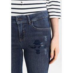 Comma Jeans Skinny Fit blue denim. Niebieskie jeansy damskie comma. Za 419,00 zł.