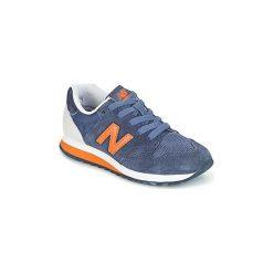 Buty Dziecko New Balance  KA520. Niebieskie trampki chłopięce marki New Balance. Za 247,20 zł.