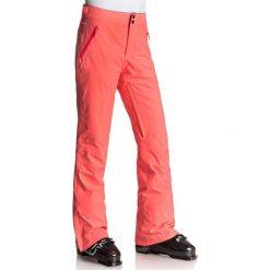 Roxy MONTANA Spodnie narciarskie pink. Białe bryczesy damskie marki Roxy, l, z nadrukiem, z materiału. W wyprzedaży za 581,40 zł.
