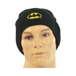 Czapki męskie: Puma Czapka zimowa męska Batman Jr czarna (C1035-JR)