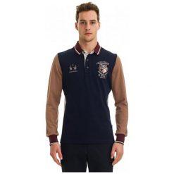 Galvanni Koszulka Polo Męska Rockhampton Xxl Ciemny Niebieski. Niebieskie koszulki polo GALVANNI, l, z długim rękawem. W wyprzedaży za 299,00 zł.