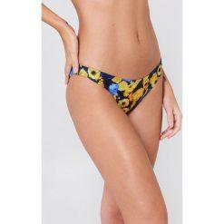NA-KD Swimwear Dół od bikini - Blue,Multicolor,Yellow. Żółte bikini marki NABAIJI. Za 19,95 zł.