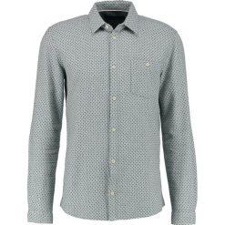 Koszule męskie na spinki: Suit JAMES Koszula extra light grey melange
