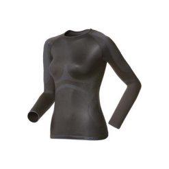 Odlo Koszulka tech. Shirt l/s crew neck EVOLUTION X-WARM - 180961 - 180961S. Czarne bralety Odlo, l. Za 449,95 zł.