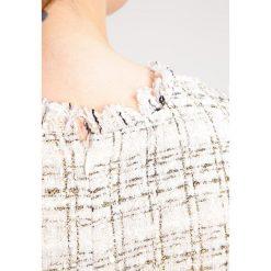 Sukienki hiszpanki: Elvi Sukienka letnia cream/gold