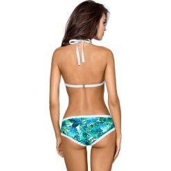 Lorin - Strój kąpielowy. Brązowe dół bikini marki Lorin, z haftami. W wyprzedaży za 119,90 zł.