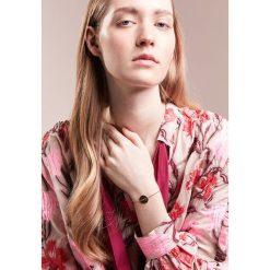 Biżuteria i zegarki: MALAIKARAISS BRACELET PLAQUETTE HEARTS Bransoletka goldcoloured