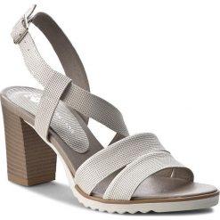Rzymianki damskie: Sandały BUT-S – A146 Biały