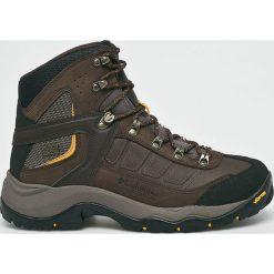 Columbia - Buty Daska Pass II Titanum Outdry. Szare buty trekkingowe męskie Columbia, outdoorowe. W wyprzedaży za 639,90 zł.
