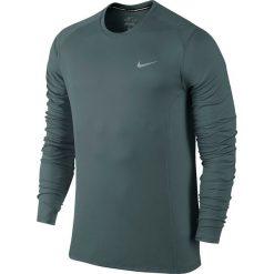 Nike Koszulka męska DF Miler LS khaki r. M ( 683570 392). Białe koszulki sportowe męskie marki Adidas, l, z jersey, do piłki nożnej. Za 147,00 zł.