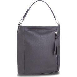 Torebka CREOLE - K10561 Szary. Szare torebki klasyczne damskie Creole, ze skóry. W wyprzedaży za 229,00 zł.
