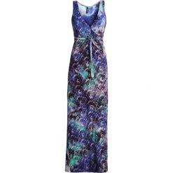 Długie sukienki: Smash LONDON Długa sukienka navy
