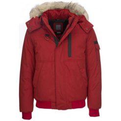 Geox Kurtka Męska 52 Czerwony. Czerwone kurtki męskie marki Geox, m. W wyprzedaży za 559,00 zł.