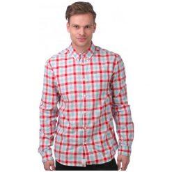 Pepe Jeans Koszula Męska Bird Xl Czerwony. Czerwone koszule męskie jeansowe marki Pepe Jeans, m. W wyprzedaży za 202,00 zł.