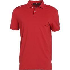 Polo Ralph Lauren Golf AIRFLOW Koszulka sportowa red. Czerwone koszulki polo marki Polo Ralph Lauren Golf, m, z elastanu. W wyprzedaży za 239,40 zł.