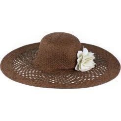 Kapelusz damski Ascot brązowy. Brązowe kapelusze damskie marki Art of Polo. Za 45,72 zł.