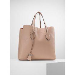 Shopper bag damskie: Coccinelle CELENE SHOPPER GRANA Torba na zakupy pivoine coquelico