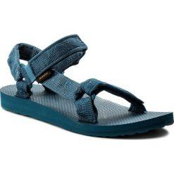 Rzymianki damskie: Sandały TEVA - Original Universal 1003987 Moxie Textured Legion Blue