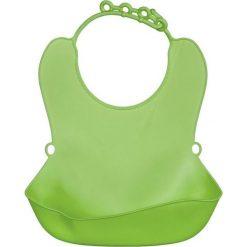 Super miękki śliniak zielony (BIB003). Zielone śliniaki marki IBaby. Za 15,10 zł.