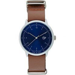 CHPO HAROLD  Zegarek navy/dark brown. Brązowe, analogowe zegarki damskie CHPO. Za 249,00 zł.