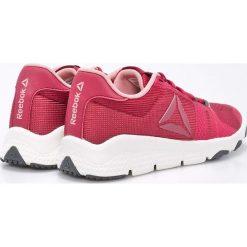 Reebok - Buty Trainflex 2.0. Szare buty sportowe damskie marki Reebok, l, z dzianiny, z okrągłym kołnierzem. W wyprzedaży za 179,90 zł.