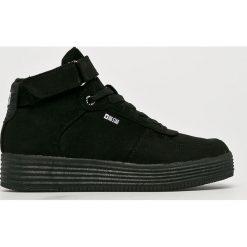 Big Star - Buty. Czarne buty sportowe damskie marki BIG STAR, z gumy. Za 139,90 zł.
