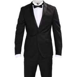 KIOMI Garnitur black. Czarne garnitury KIOMI, z materiału. W wyprzedaży za 407,20 zł.