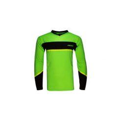 Bejsbolówki męskie: REUSCH Bluza męska Reusch Razor Longsleeve kolor zielono-czarny, roz. M (35104 - 35104M)