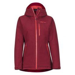Marmot Damska Kurtka Nieprzemakalna Wm's Solaris Jacket Brick S. Czerwone kurtki sportowe damskie marki Marmot, s, z gore-texu, wspinaczkowe, gore-tex. Za 1099,00 zł.