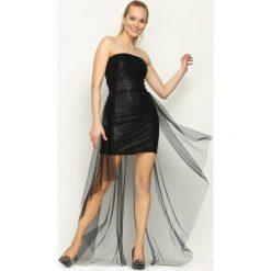 Sukienki: Czarna Sukienka Ball Time