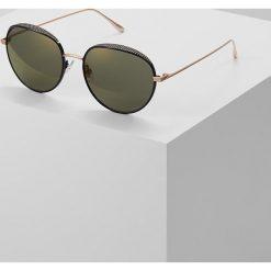 Okulary przeciwsłoneczne damskie aviatory: Jimmy Choo ELLO Okulary przeciwsłoneczne copper