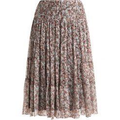 Lauren Ralph Lauren Woman POLY CRINKLE RUFFLE SKIRT Długa spódnica blush multi. Czerwone długie spódnice Lauren Ralph Lauren Woman, z materiału. W wyprzedaży za 486,85 zł.