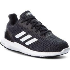 Buty adidas - Cosmic 2 B44880 Carbon/Ftwwht/Cblack. Czarne buty do biegania damskie marki Adidas, z materiału. W wyprzedaży za 189,00 zł.