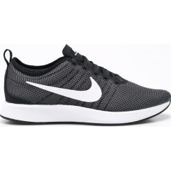 Nike Sportswear - Buty Nike Dualtone Racer. Szare buty skate męskie Nike Sportswear, z materiału, na sznurówki. Za 379,90 zł.