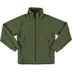 Kurtka polarowa w kolorze khaki. Brązowe kurtki chłopięce marki CMP Kids, z materiału. W wyprzedaży za 67,95 zł.