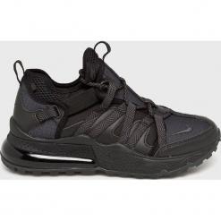 Nike Sportswear - Buty. Czarne halówki męskie Nike Sportswear, z gumy, na sznurówki. Za 679,90 zł.