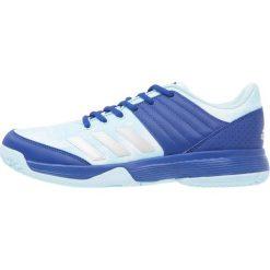 Buty damskie: adidas Performance LIGRA 5 Obuwie do siatkówki mystery ink/silver metallic/white