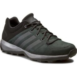 Buty trekkingowe męskie: Buty adidas – Daroga Plus Lea B27271 Cblack/Granit/Cblack