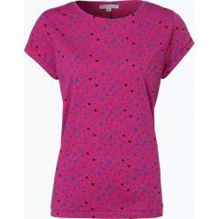 Marie Lund - T-shirt damski, różowy. Niebieskie t-shirty damskie marki Marie Lund, l, z haftami. Za 89,95 zł.