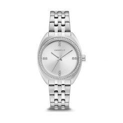 Zegarki damskie: Caravelle 43L214 - Zobacz także Książki, muzyka, multimedia, zabawki, zegarki i wiele więcej