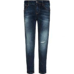 Rurki dziewczęce: Sisley Jeansy Slim Fit blue denim