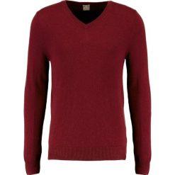 FTC Cashmere Sweter red wine. Czerwone swetry klasyczne męskie FTC Cashmere, m, z kaszmiru. W wyprzedaży za 846,30 zł.
