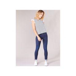 Jeansy slim fit Replay  LUZ HYPERFLEX. Niebieskie jeansy damskie relaxed fit marki Replay. Za 699,00 zł.