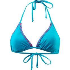 """Biustonosz bikini """"Grimaud"""" w kolorze turkusowym. Szare biustonosze marki Esprit. W wyprzedaży za 173,95 zł."""