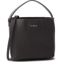 Torebka FURLA - Capriccio 992745 B BUI1 QUB Onyx. Czarne torebki klasyczne damskie Furla, ze skóry. Za 1010,00 zł.