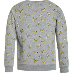 The New GONNO  Bluzka z długim rękawem light grey melange. Białe bluzki dziewczęce z długim rękawem marki UP ALL NIGHT, z bawełny. Za 189,00 zł.